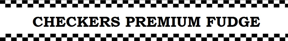 Checkers Premium Fudge